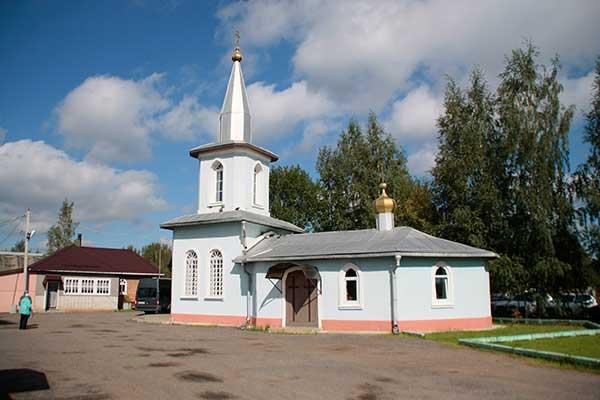 Храм Святых Святителей Геннадия и Евфимия