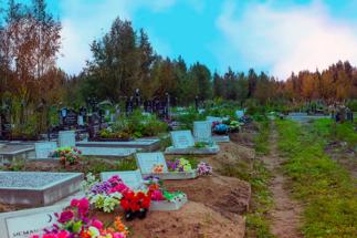 Единоверческий участок Ковалевского кладбища