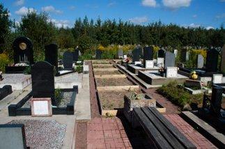 Мусульманский участок Ковалевского кладбища