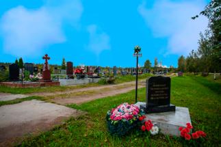 Воинский участок Ковалевского кладбища