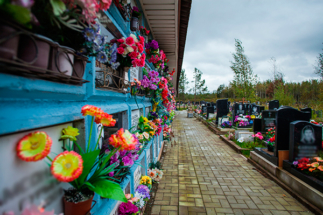 Колумбарий Ковалевского кладбища